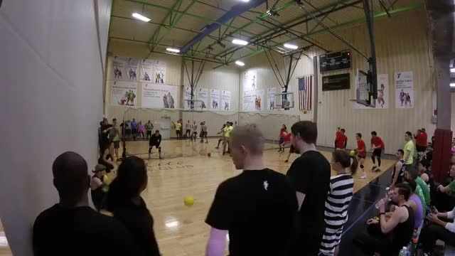 Watch and share Dodgeball Save GIFs on Gfycat