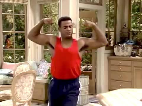 air, bel, carlton, epic, fit, fresh, funny, of, out, prince, schwarzenegro, work, Carlton Schwarzenegro GIFs