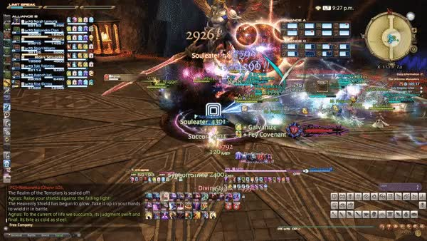 Watch and share FFXIV Cleave GIFs by tsubame on Gfycat