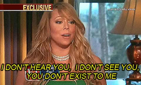 Watch [who cares?] on fleek  GIF on Gfycat. Discover more Whatever, i dont care, mariah carey, reactions, who cares, who cares? GIFs on Gfycat