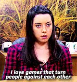 Watch and share April Ludgate GIFs and Aubrey Plaza GIFs on Gfycat