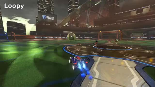 Watch and share Rocket League GIFs and Loopy GIFs by bug_injection on Gfycat