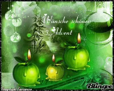 Watch and share Wünsche Schönen 3. Advent GIFs on Gfycat