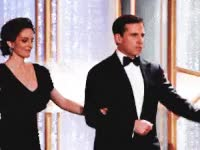 Watch tina fey, steve carrell, out of my way, no, hand out GIF on Gfycat. Discover more related GIFs on Gfycat