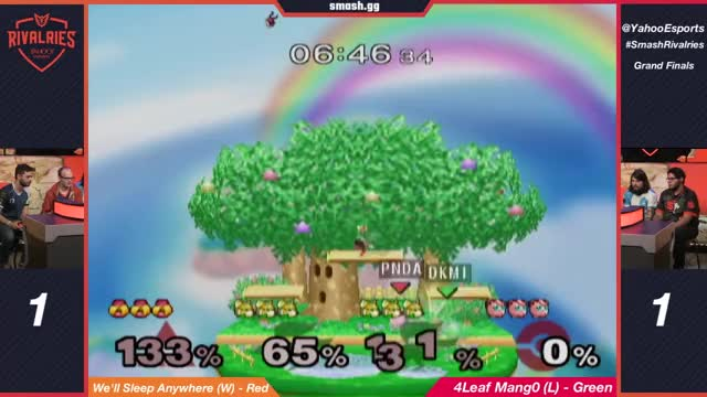 M2K and HBox do Mang0 dirty
