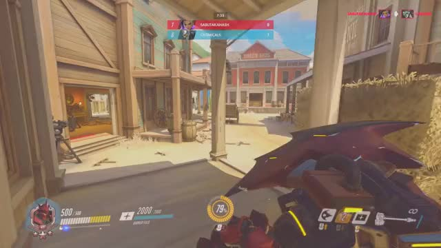 Watch and share Rein 21 Widow Snipe GIFs by theonlytimever on Gfycat