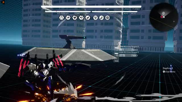 Watch and share General Gameplay: White Glint (Armored Core 4 Answer Trailer) Spin 3 GIFs by BroadestOfSwords on Gfycat