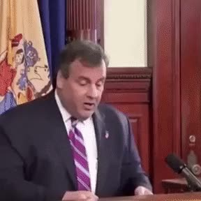 Watch and share Chris Christie GIFs and Celebs GIFs on Gfycat