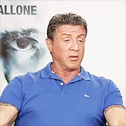 Watch this sylvester stallone GIF on Gfycat. Discover more assasssins, barney ross, bullet to the head, favorite, get carter, jack carter, jimmy bobo, john rambo, judge dredd, rambo, ray tango, robert rath, sylvester stallone, tango & cash, the expendables GIFs on Gfycat