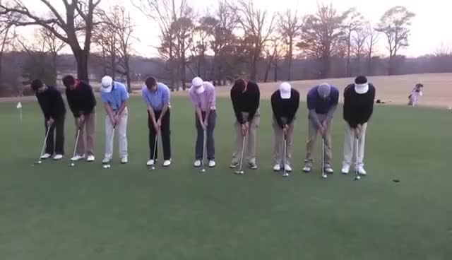 Watch and share Golfing GIFs and Golf GIFs on Gfycat