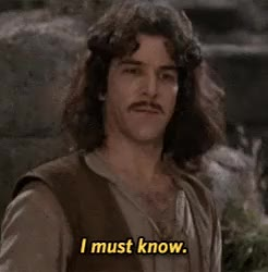 Watch The Princess Bride? As you wish. GIF on Gfycat. Discover more related GIFs on Gfycat