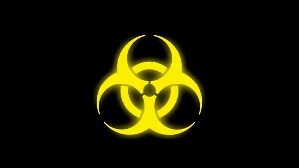 Watch and share Biohazard Logo GIFs on Gfycat