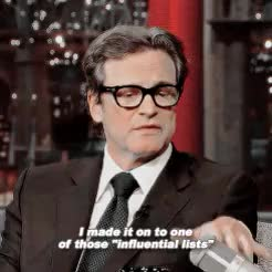Watch and share Colin Firth GIFs on Gfycat
