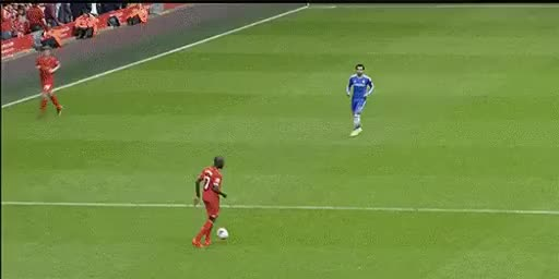 "Watch and share Liverpool Vs Chelsea| Gerrard Slip| Aka ""The Gerrard Effect"" GIFs on Gfycat"