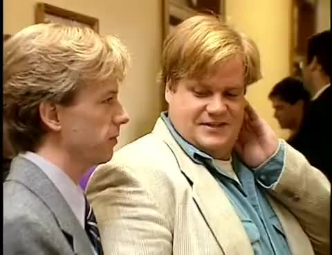 Watch and share Chris Farley GIFs and David Spade GIFs on Gfycat