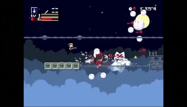 Watch and share Cave Story+ | Launch Trailer GIFs on Gfycat