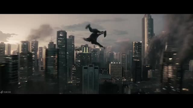 Watch and share Superman Punches Zod GIFs by aquatic_pianist on Gfycat
