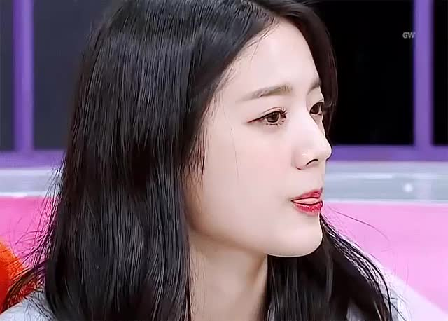 Watch and share Gyuri Fromis GIFs by Mecha熊 ✔️  on Gfycat