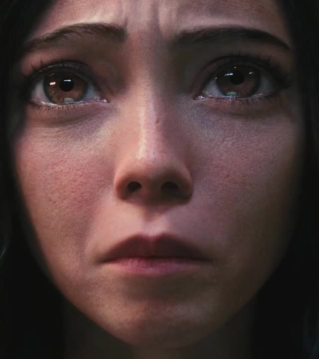 Watch and share Alita Battle Angel GIFs and Alita Movie GIFs by Boostbacknland on Gfycat