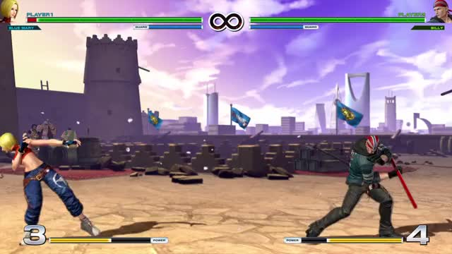 Watch and share KOF-staff03 GIFs by EventHubs on Gfycat