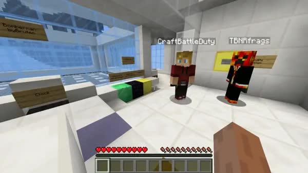 Minecraft Mini-Game: BOMBERMAN #1 with Vikkstar, Preston, Woofless & Lachlan (reddit)