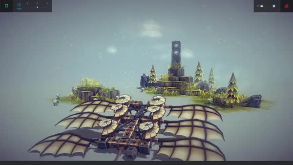 Watch and share Besiege GIFs by talamander on Gfycat