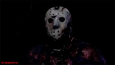 Watch and share Friday The 13th Part Vii: The New Blood Gif GIFs on Gfycat