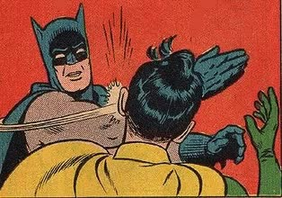 Watch batman bitchslap GIF on Gfycat. Discover more related GIFs on Gfycat