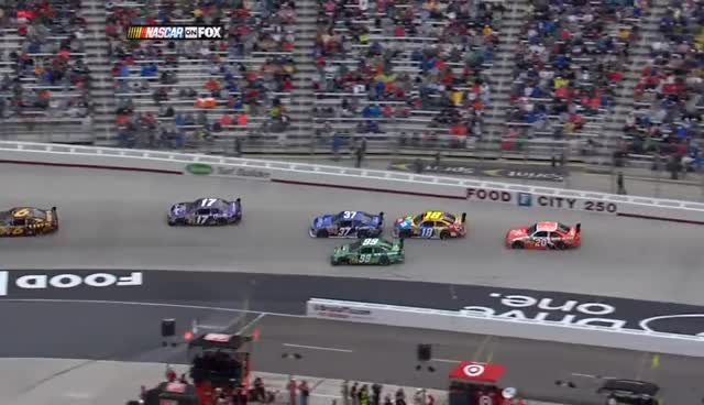 Watch 2010 Food City 500 @ Bristol GIF on Gfycat. Discover more Sports, racefan84 GIFs on Gfycat