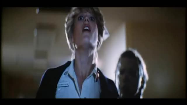 Watch Halloween II (1981) 11 GIF on Gfycat. Discover more 1978, 720p, Carpenter, Curtis, John, MGM, Old, Ray, century, classic, dvd, fox, halloween, maniac, october, parody, slasher, tape, thriller, universal GIFs on Gfycat
