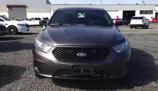 Watch and share Ford Police Interceptor Sedan Unmarked GIFs on Gfycat