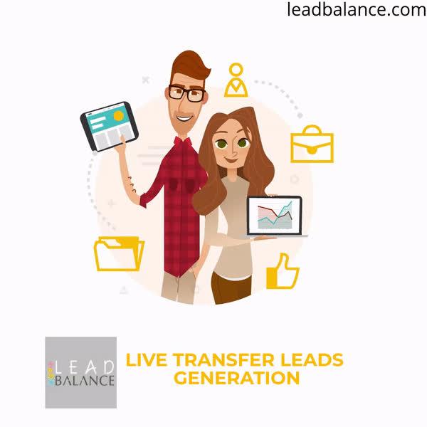 Live Transfer Leads Insurance GIFs