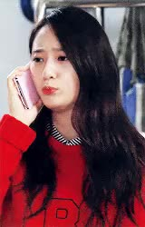 Watch pretty GIF on Gfycat. Discover more !gif, 1000, d, f(x), fx!gif, heirs, jung soojung, she's so cute n___n GIFs on Gfycat
