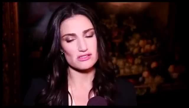 Watch and share Idina Menzel GIFs and Music GIFs on Gfycat
