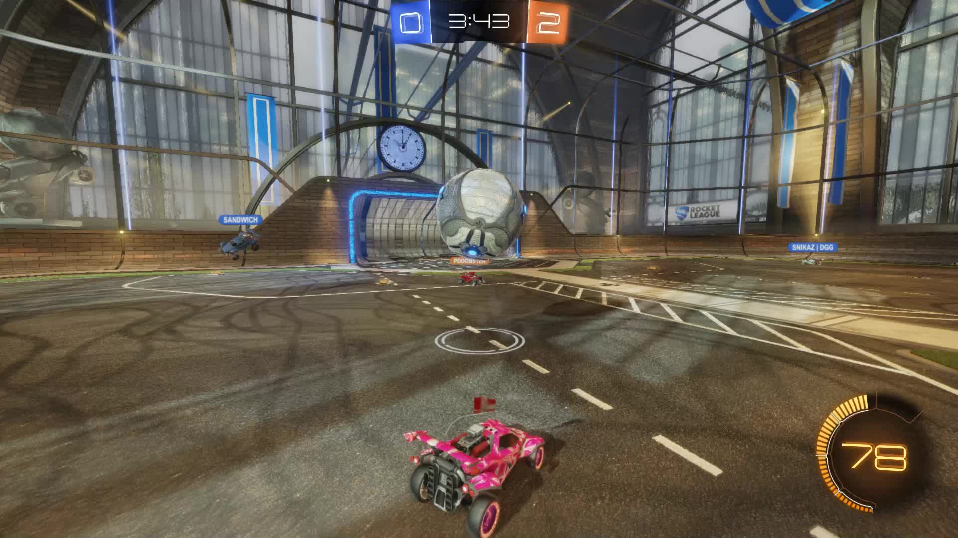 Assist, Gif Your Game, GifYourGame, Rocket League, RocketLeague, Snakes, Assist 1: Snakes GIFs