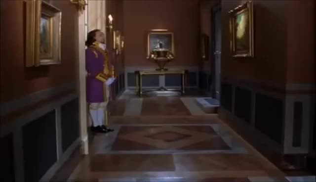 Watch and share Dansende Lakei/Dancing Guard - Princess Diaries 2 GIFs on Gfycat