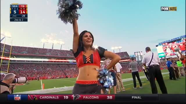 Watch this trending GIF by @cheerleaders on Gfycat. Discover more football, nfl GIFs on Gfycat
