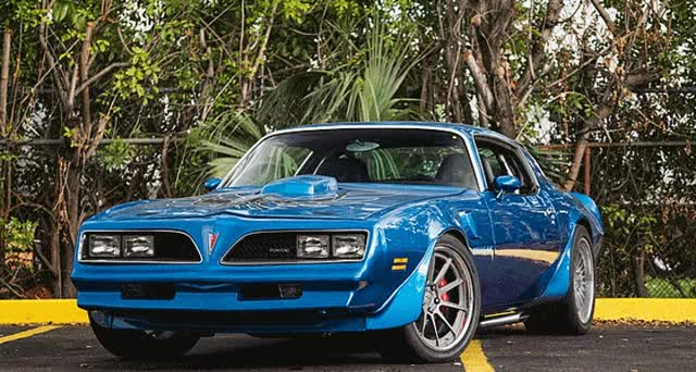 Watch and share I Defy You To Find A Faster, Meaner And More Intense Second-gen Firebird Trans Am! GIFs on Gfycat