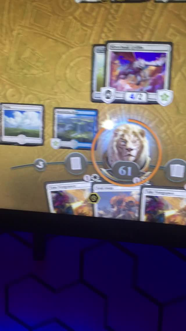 Watch and share Magic The Gathering Arena Cheese GIFs by istanley on Gfycat
