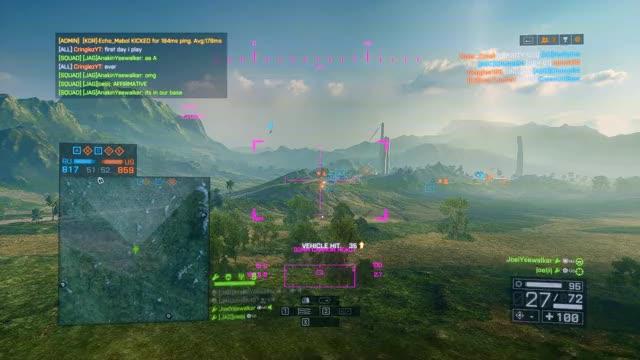 Watch and share Battlefield 4 2019.01.10 - 23.06.20.255.DVR GIFs by YahwehIG on Gfycat