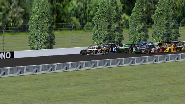 Watch and share NASCAR Racing 2003 Season 2020.03.25 - 18.32.42.10 GIFs by hoangkong on Gfycat