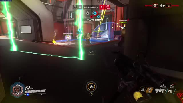 Watch Oh? You're Approaching Me? GIF by Gamer DVR (@xboxdvr) on Gfycat. Discover more Habibati Brig, OverwatchOriginsEdition, gamer dvr, xbox, xbox one GIFs on Gfycat