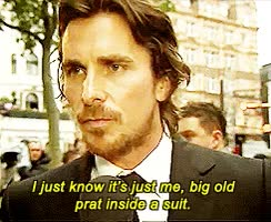 Watch Humble GIF on Gfycat. Discover more christian bale GIFs on Gfycat