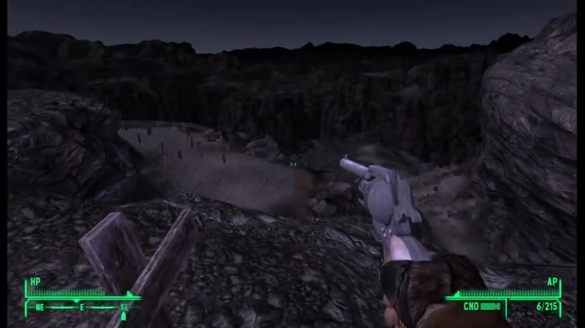 Bug, Buggy, Fall, Fallout, Glitch, Glitches, Guns, New, Vegas, out, Fallout New Vegas Reload Glitch: Very Helpful in battle GIFs
