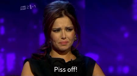 Watch cheryl piss off GIF on Gfycat. Discover more cheryl GIFs on Gfycat