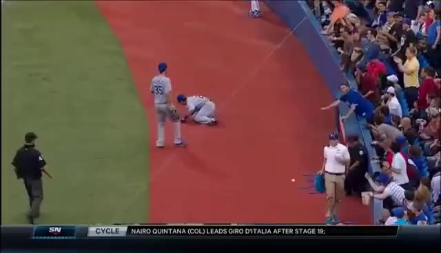 Watch and share Aoki Hit In The Groin GIFs on Gfycat