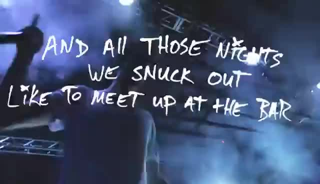 music, the chainsmokers, The Chainsmokers - Young (Lyric) GIFs