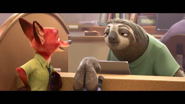 Watch Zootopia GIF by @yeslan on Gfycat. Discover more Sloth, reactiongif GIFs on Gfycat