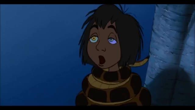 Watch and share Kaa And Mowgli's 1st Encounter HD GIFs on Gfycat