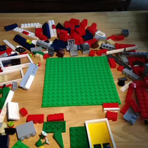 Watch and share Lego House #StopMotion  #LEGO GIFs by Daniel Baker on Gfycat